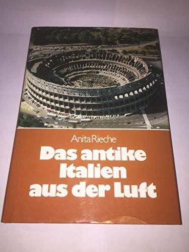 9783881993265: Das Antike Italien aus der Luft. (4916 786)
