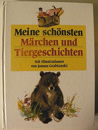 9783881994248: Meine schönsten Märchen und Tiergeschichten