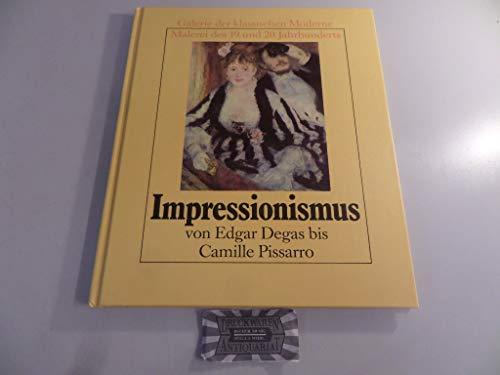 9783881994279: Impressionismus