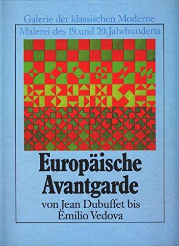 9783881994484: Europäische Avantgarde nach 1945