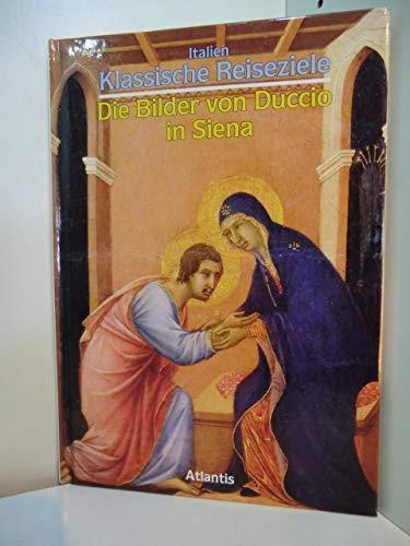 9783881995658: Die Bilder von Duccio in Siena