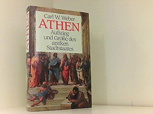 9783881996372: Athen