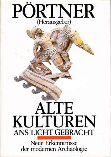 9783881996419: Alte Kulturen ans Licht gebracht