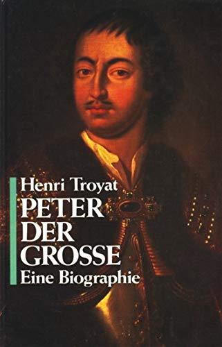 9783881996808: Peter der Grosse