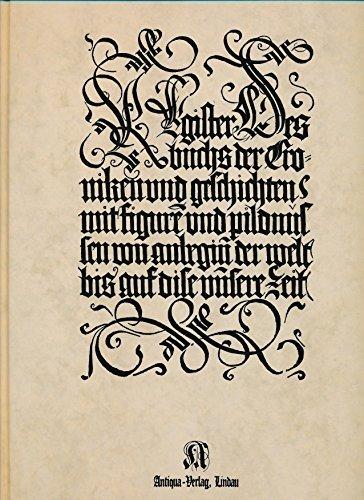 Weltchronik: Schedel, Hartmann