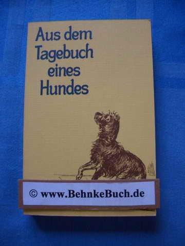 Aus dem Tagebuch eines Hundes (KuKu) (German: Panizza, Oskar