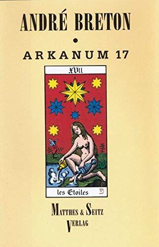 9783882212648: Arkanum 17: Ergänzt durch Erhellungen