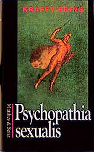 9783882213515: Psychopathia sexualis