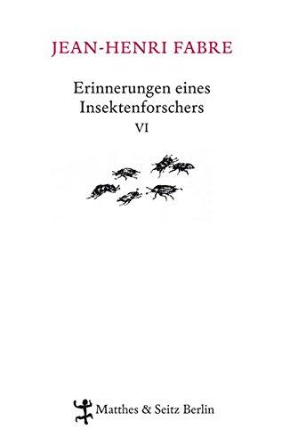 9783882216769: Erinnerungen eines Insektenforschers 06