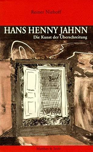 Hans Henny Jahnn: Reiner Niehoff