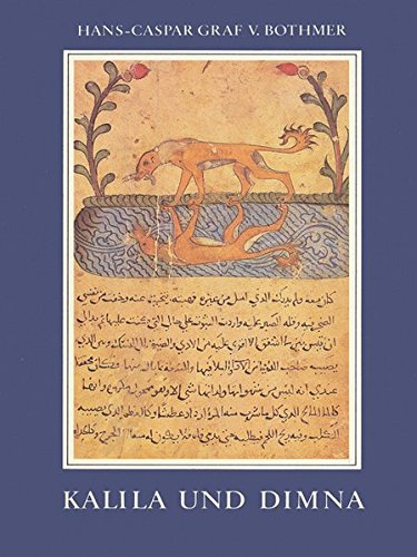 Kalila Wa Dimna - Ibn al -: Hans - Caspar