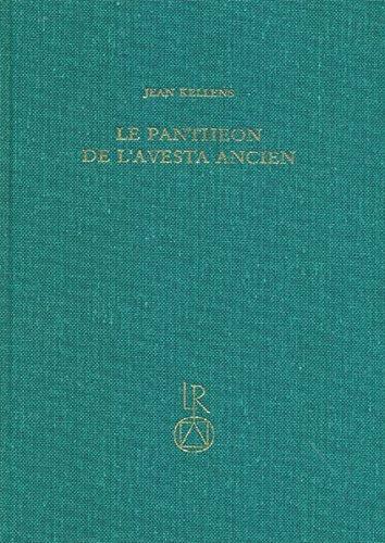 9783882262070: Le Pantheon De L'avesta Ancien