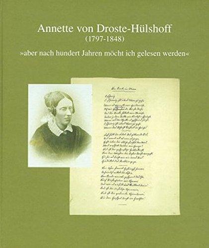Annette von Droste-Hülshoff - (1797 - 1848): Plachta, Bodo (Hrsg.):
