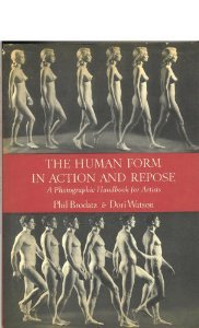 9783882309911: The Human Form in Action and Repose: A Photographic Handbook for Artists