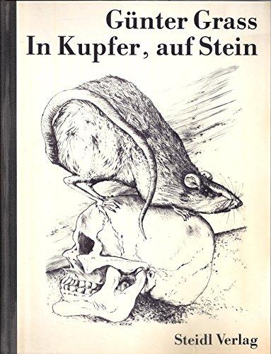 9783882430653: Günter Grass: In Kupfer, auf Stein (German Edition)