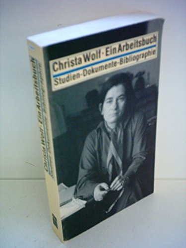 Christa Wolf. Monographie - signiert - Wolf, Christa ; Hörnigk, Therese