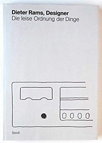 9783882431674: Dieter Rams, Designer: Die leise Ordnung der Dinge (Design-Köpfe) (German Edition)
