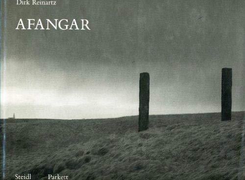 Afangar (German Edition) (3882432063) by Richard Serra; Dirk Reinartz; Gerhard Steidl