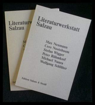 Literaturwerkstatt Salzau. Max Neumann * Cees Nooteboom: Margull, G. Fritze