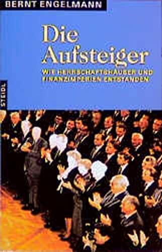 Steidl Taschenbücher, Nr.43, Die Aufsteiger: Engelmann, Bernt