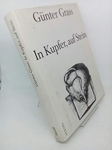 9783882433340: Günter Grass: In Kupfer, auf Stein : das grafische Werk (German Edition)