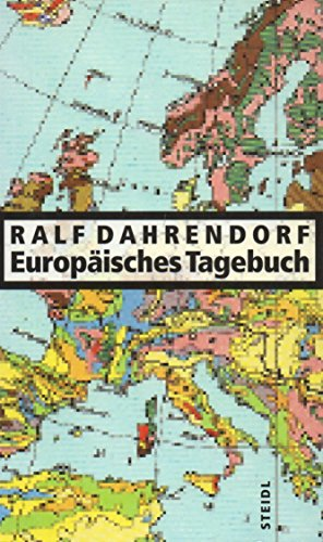 9783882433708: Europ�isches Tagebuch
