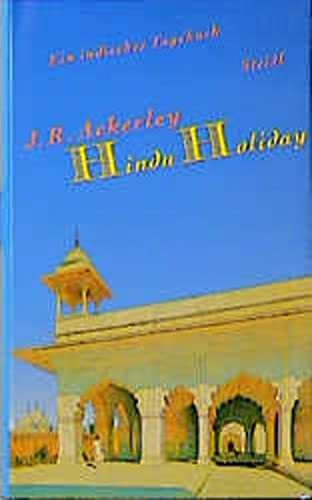 9783882434156: Hindoo Holiday. An Indian Journal.