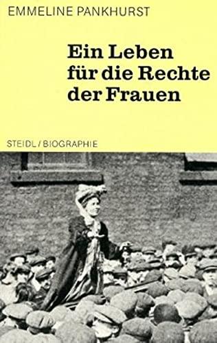 9783882434477: Steidl Taschenbücher, Nr.85, Ein Leben für die Rechte der Frauen