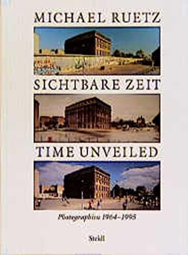 9783882434491: Sichtbare Zeit Time Unveiled~Photographien 1964-1995