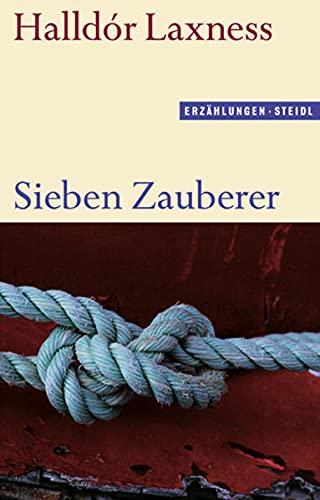 Steidl Taschenbücher, Nr.89, Sieben Zauberer: Laxness, Halldor: