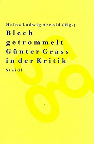 9783882435283: Blech getrommelt: Günter Grass in der Kritik (German Edition)