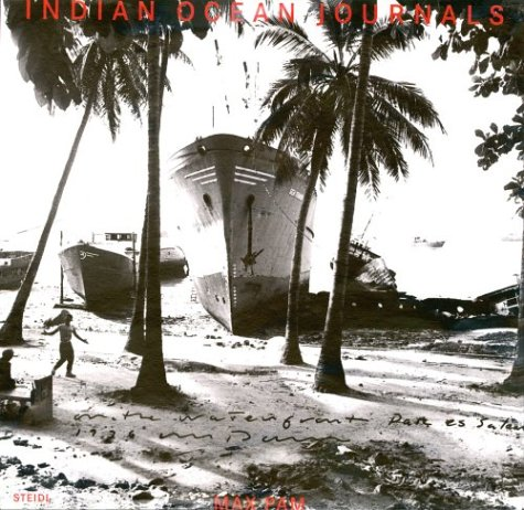 9783882435733: Max Pam: Indian Ocean Journals