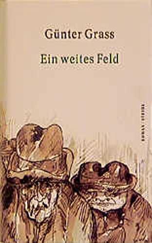 9783882436976: Ein Weites Feld