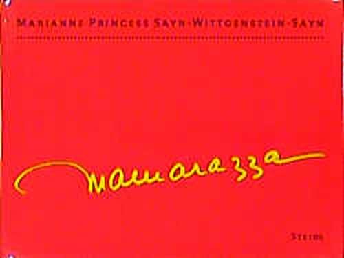 9783882437065: MAMARAZZA. Edition en anglais