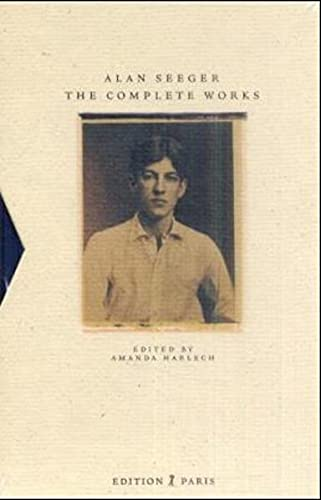 Alan Seeger: The Complete Works: Harlech, Amanda