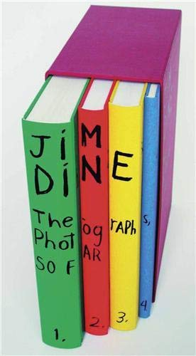 Jim Dine: The Photographs, So Far. Vol I: Heliogravures. Vol 2: Digital Prints. Vol Iii: Polaroid...