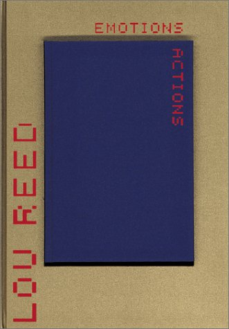 9783882439236: Lou Reed: Emotion In Action