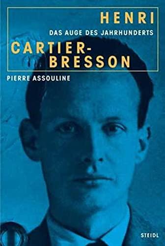 9783882439397: Henri Cartier-Bresson: Das Auge des Jahrhunderts