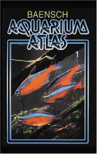 9783882440508: Aquarium Atlas: v. 1 (Aquarium Atlases)