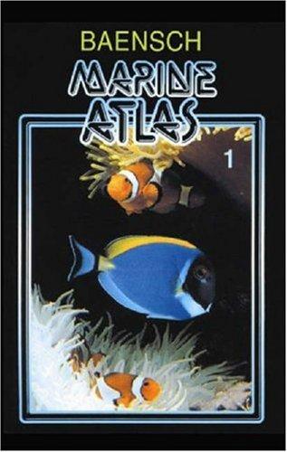 Marine Atlas: v. 1: Helmut Debelius, Hans A. Baensch