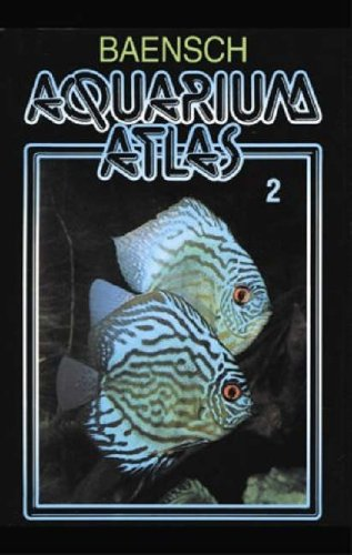 9783882440522: Aquarium Atlas: v. 2