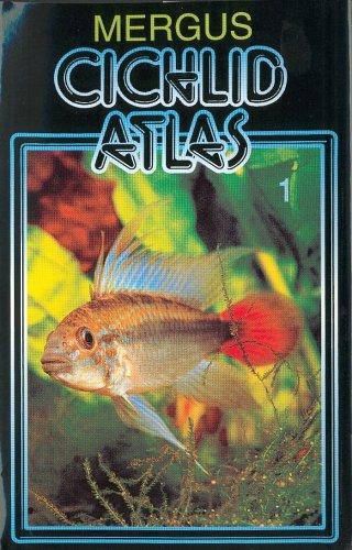 Baensch/Mergus Cichlid Atlas, Vol. 1: Romer, Uwe