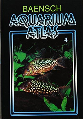 9783882440584: Baensch Aquarium Atlas, Vol. 4 (v. 4)