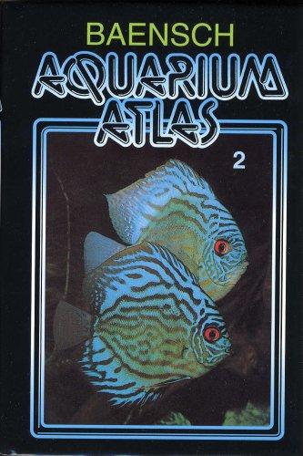 9783882440751: Baensch Aquarium Atlas Vol. 2 (4th REVISED EDITION 2008)