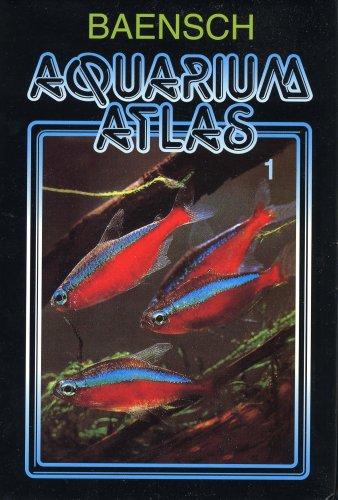 9783882440775: Baensch Aquarium Atlas Vol. 1 (EDITION 2005)
