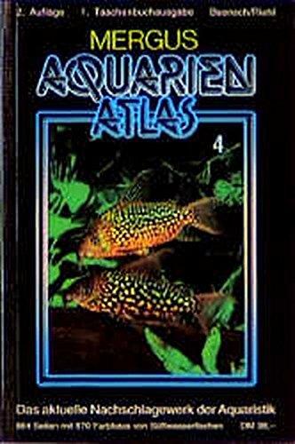 9783882441055: Aquarien Atlas 4. Taschenbuchausgabe