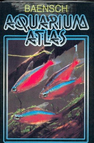 9783882445183: Baensch Aquarium Atlas, Vol. 1 (New Edition 2004)