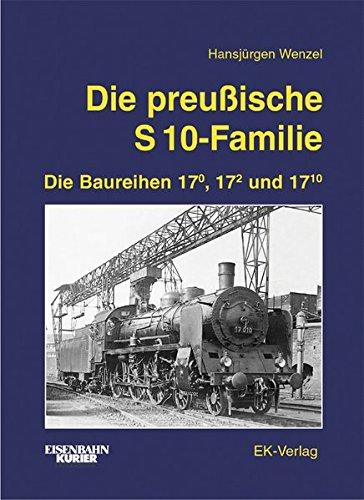 Die preußische S 10-Familie: Hansjürgen Wenzel