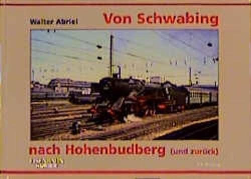 9783882552744: Von Schwabing nach Hohenbudberg (und zurück).