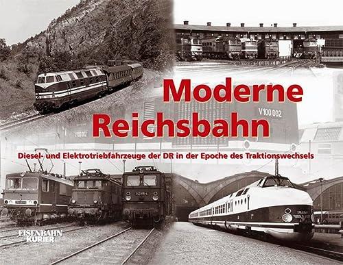 9783882552775: Moderne Reichsbahn